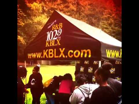 KBLX getFIT getDOWN The HIKE in Joaquin Miller Park