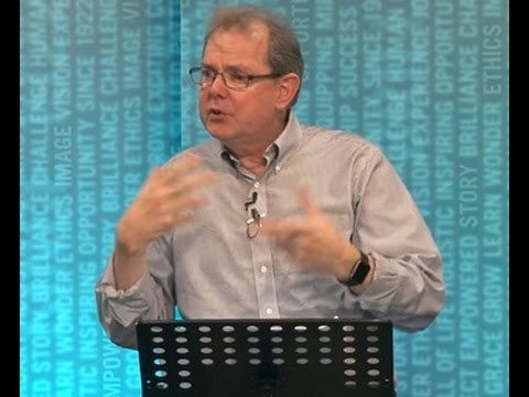 """Why the Narrative Shape of the Gospels Really Matter"" - Public Lecture with Rikk Watts"