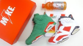 BE LIKE MIKE! Jordan VI x Gatorade | Sneaker Peek Ep 6 | KitLab