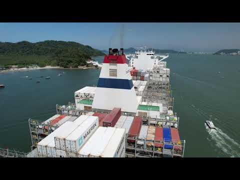 """Download Container Ship """"CMA CGM Rio Grande"""" - 23/10/2021"""