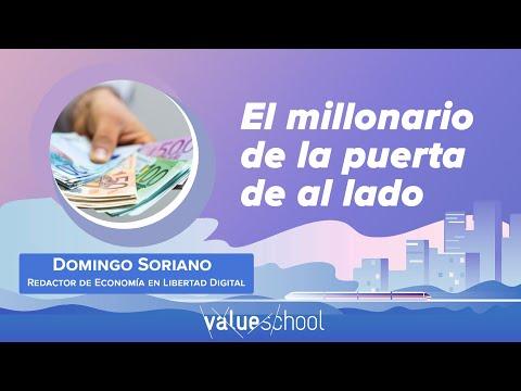 el-millonario-de-la-puerta-de-al-lado,-con-domingo-soriano---value-school