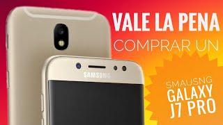 ¿Vale la pena el Samsung Galaxy J7 Pro (2017)?