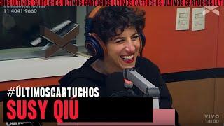 Susy Qiú en #ÚltimosCartuchos: IOSHUA