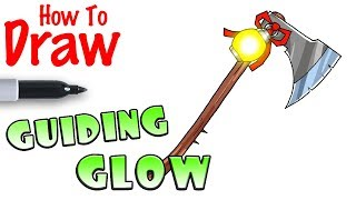 How to Draw Guiding Glow | Fortnite