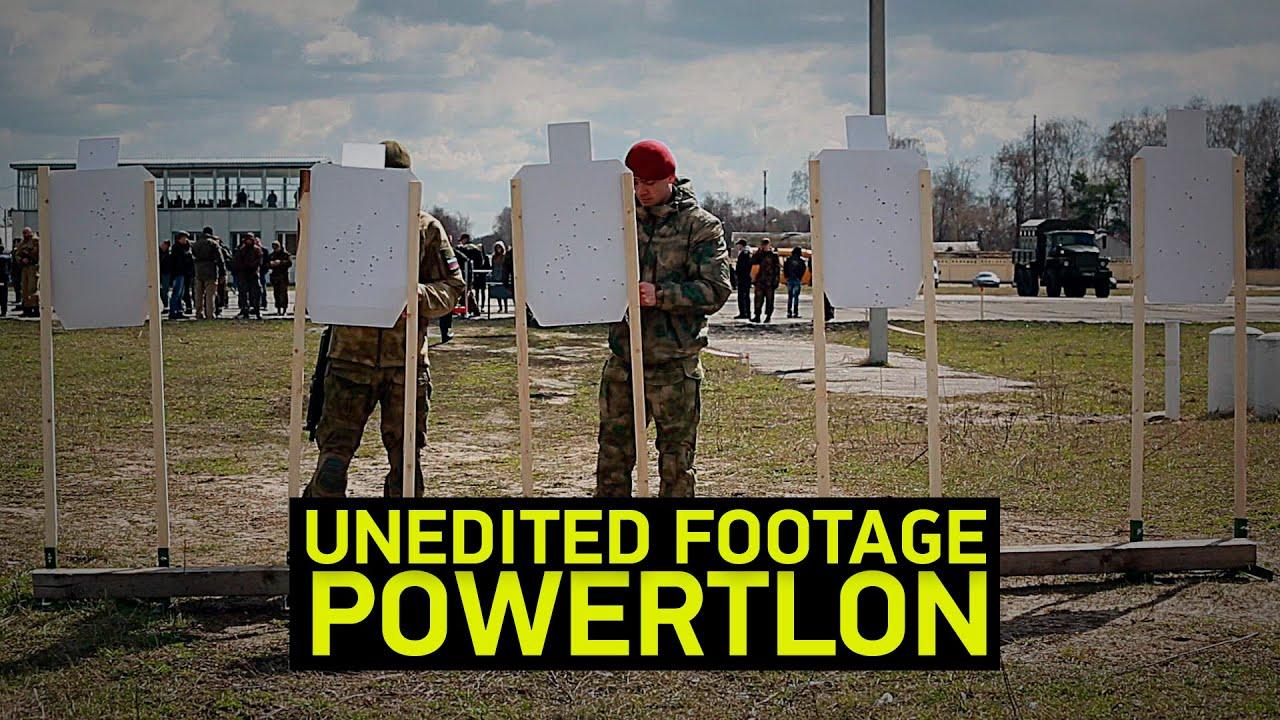 Powertlon-2016. Весь отснятый материал/Unedited footage