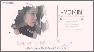 Watch Hyomin Only We Are Unaware Of Our Story video