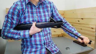 Переломная винтовка Diana 350 Panther Magnum Professional видео обзор
