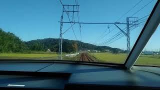 名鉄名古屋本線 パノラマスーパーに乗ってみた 東岡崎~豊橋 20191112