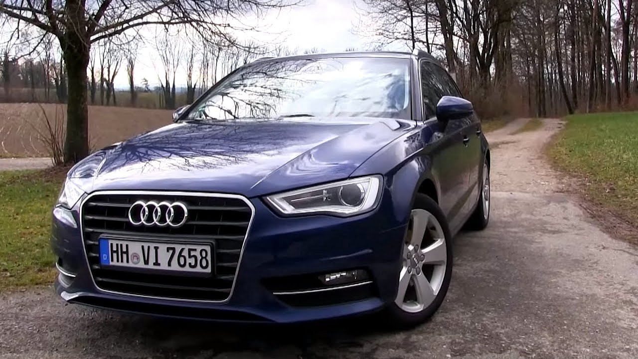 2016 audi a3 2 0 tdi s tronic 150 hp test drive by doovi. Black Bedroom Furniture Sets. Home Design Ideas