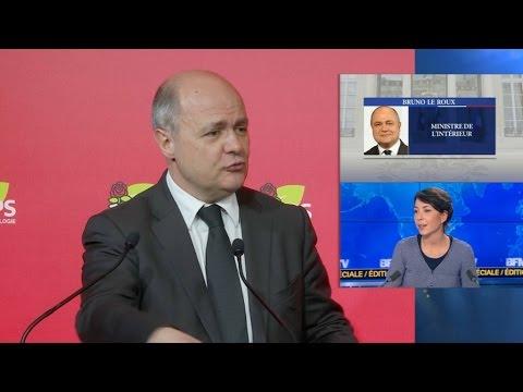 Quels dossiers attendent Bruno Le Roux au ministère de l'Intérieur?