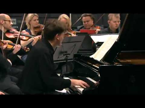 Olli Mustonen plays Prokofiev Piano Concerto no. 3 - video 2014
