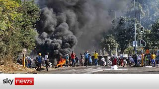 Unrest and looting continues to spread across South Africa