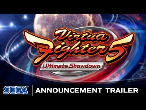 Virtua Fighter 5 Ultimate Showdown | Announcement Trailer (PlayStation 4)