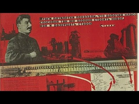 Farm to Factory: The Soviet Industrial Revolution