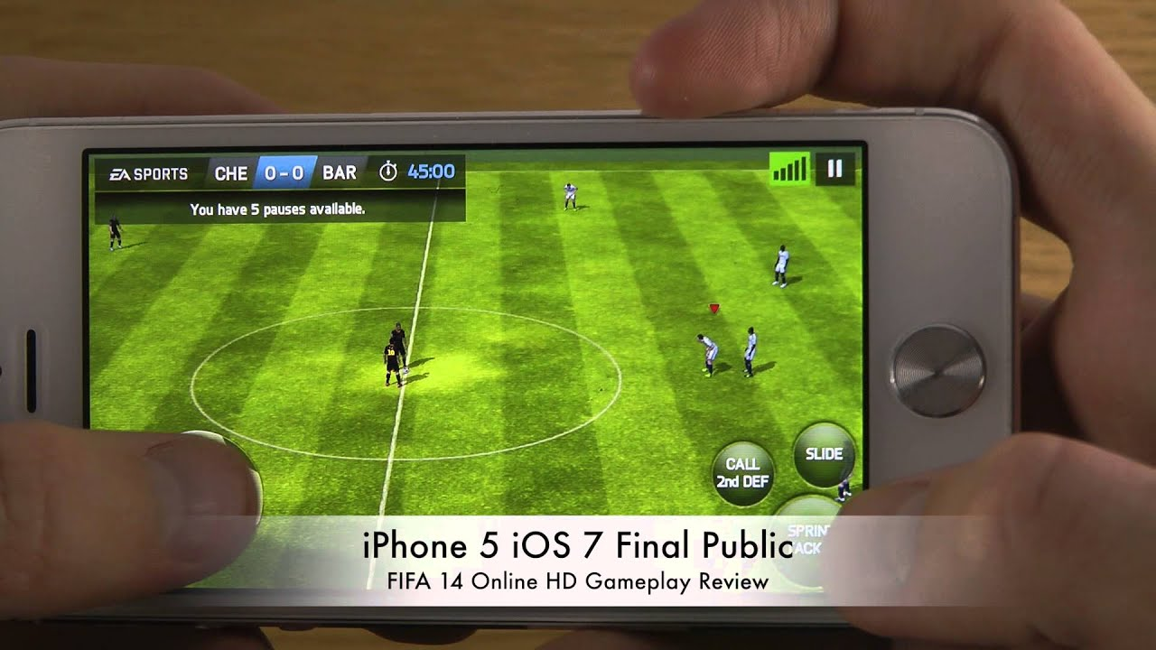 Fifa 14 online iphone 5 ios 7 final public hd gameplay review fifa 14 online iphone 5 ios 7 final public hd gameplay review youtube voltagebd Images