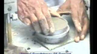 Test for cement consistency