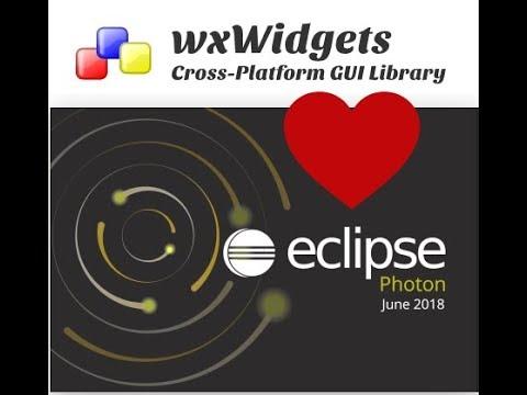 eclipse & wxWidgets configuracion