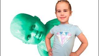 Кукла Беби Бон спрятала игрушки Развлечения