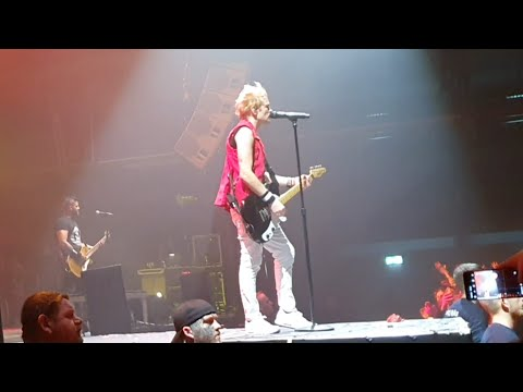Sum 41 - Catching Fire Live