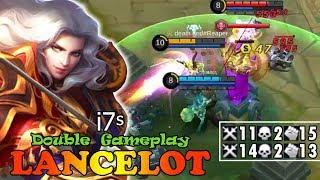 Death Dealer [i7ˢ] IGN i7 Week #2 Mobile Legends Lancelot Gameplay
