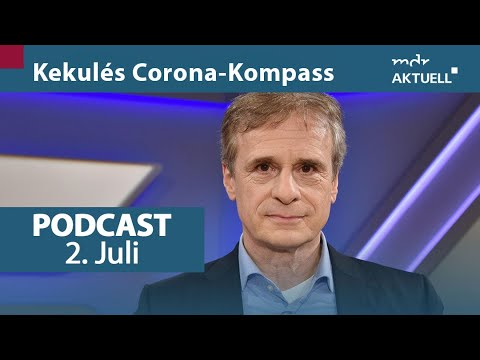Podcast - Kekulés Corona-Kompass #76: In China braut sich was zusammen   MDR aktuell   MDR