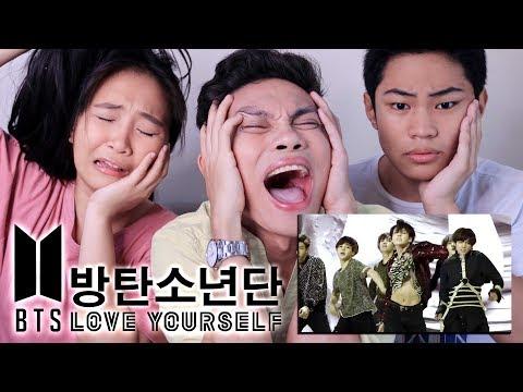 BTS (방탄소년단) 'FAKE LOVE' Official MV REACTION