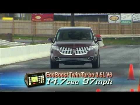MotorWeek Road Test: 2010 Lincoln MKT