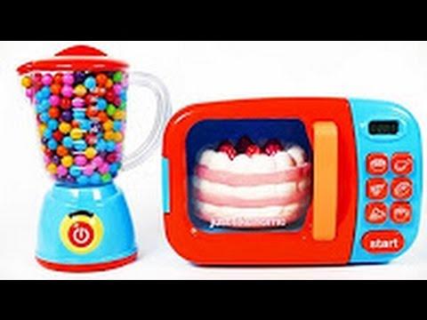 Microwave Blender Kitchen Appliance Candy...