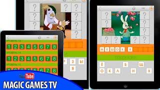Игра для детей МУЛЬТ. Угадай мультик (iPad Gameplay Video)