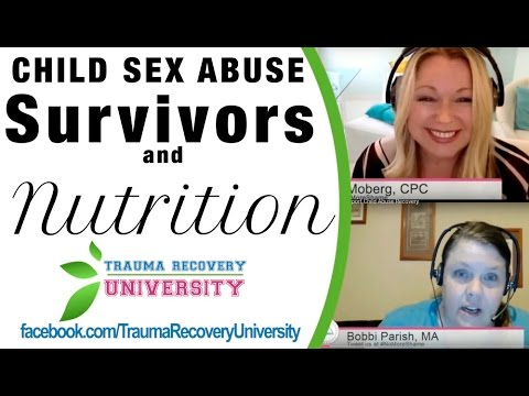 Nutrition to Support Child Abuse Recovery