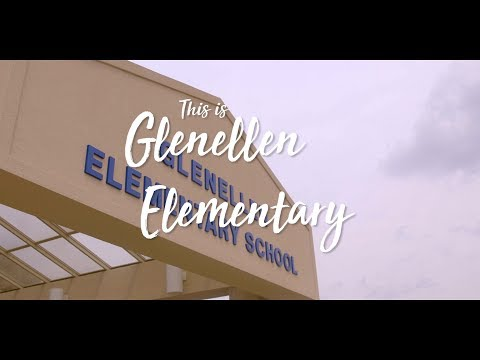 This is Glenellen Elementary