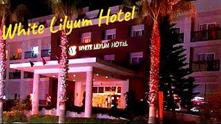 White Lilyum Hotel 5 Kemer Обзор отеля пляж Turkey 2021