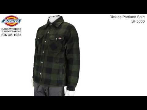 Dickies Portland Shirt - SH5000