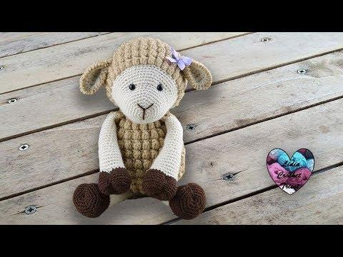 Amigurumi Mouton Agneau Crochet Partie 12