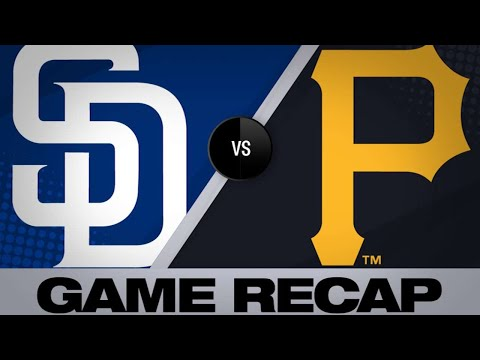 Dan Rivers - Pirates Win In Extras On Walk-Off Walk Against Padres
