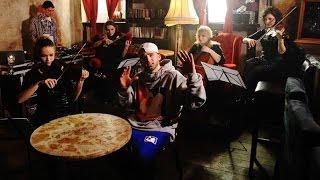Teledysk: Antone - Superlatywy w fikcji [LIVE] ft. Chilla Quartet, Dj Liquid [prod. Kris SCR]