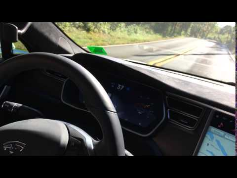 Drivers are being idiots with Tesla's new autopilot features