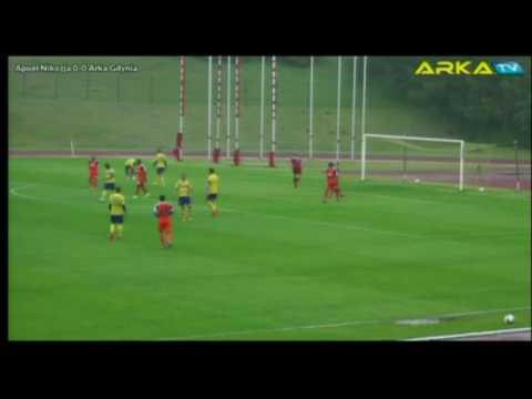 LIVESTREAMING: APOEL FC 1-1 ARKA Gdynia