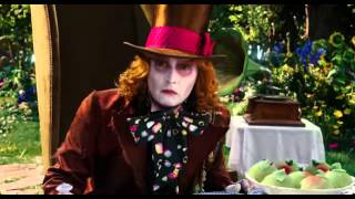 Alice through the looking glass new trailer2 2016