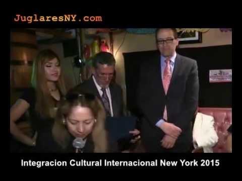 Integracion Cultural Internacional New York 2015   JuglaresNY