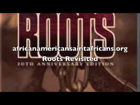 Root's: Revisited-African Americans Ain't Africans