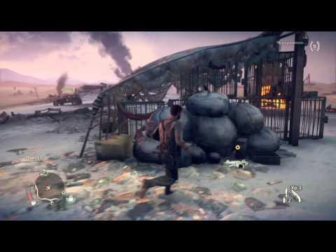 Mad Max лестница и анимация, заправка шара ололо