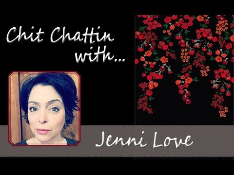 LIVE Chat with Jenni Love