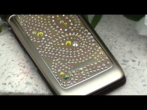 Samsung S3600 золото Rosy Gold - видео обзор 3600 от Video-shoper.ru