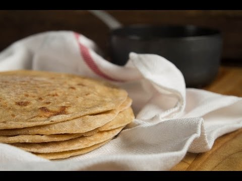 How To Make Basic Parathas (An Everyday Indian Flat Bread)