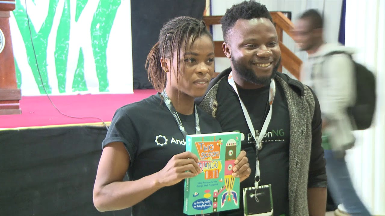 Image from Two Scoops of Django Book Presentation - Eyitemi Egbejule