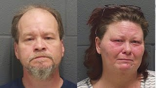 Indiana parents face child molesting, incest charges