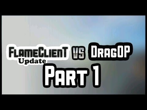 MCPE 16.2/17.0 server hacking special FLQME CLIENT UPDATE VS DRAG OP UPDATE!