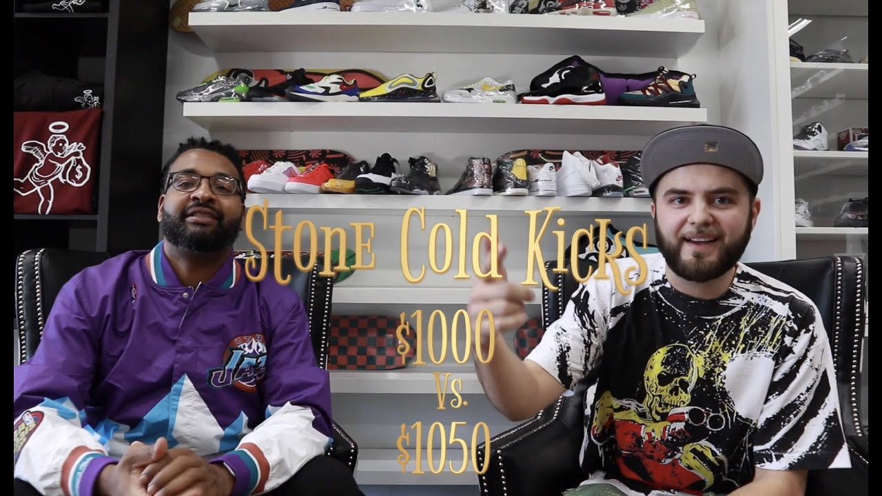 At Your Neck With a $1050 Vs. $1000 Sole Supremacy Beater Box Battle Full of Heat