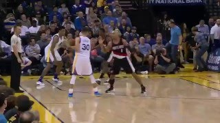 Steph Curry Sinks Golden State's 1000th Three Of The Season